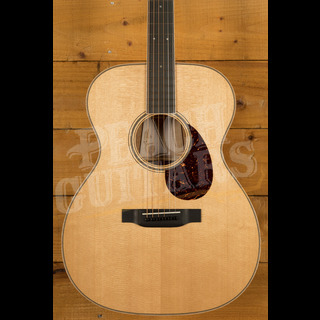 CF Martin Custom Shop 000-14 VTS Mahogany 3P Big Leaf Flamed Maple