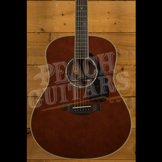 Yamaha LL16 ARE Dark Tinted Electro/acoustic with Hard Bag