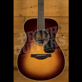 Yamaha LS6 ARE - Brown Sunburst Electro/acoustic with Hard Bag