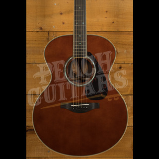 Yamaha LJ16 ARE Dark Tinted Electro/acoustic with Hard Bag