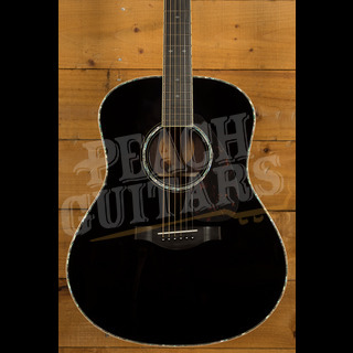 Yamaha LL16D ARE Deluxe - Black Electro/acoustic with Hard Bag