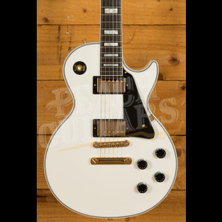Gibson Custom Les Paul Custom w/ Ebony Fingerboard Gloss Alpine White