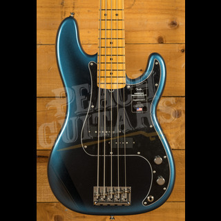 Fender American Professional II Precision Bass V Dark Night Maple