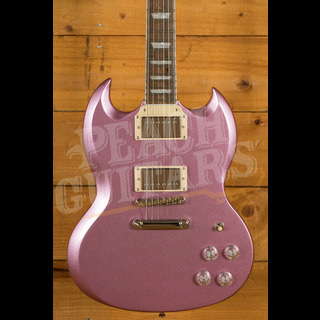 Epiphone SG Muse - Purple Passion Metallic