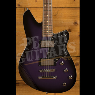 Reverend Descent RA - Purple Burst Baritone