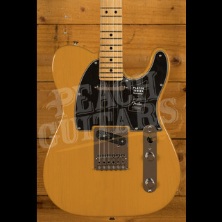 Fender Player Series Tele Maple Neck Butterscotch