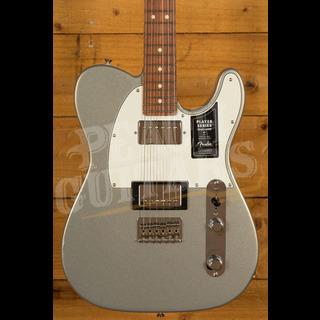 Fender Player Series Telecaster HH Pau Ferro - Silver *B Stock*