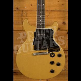 Gibson Custom 1960 Les Paul Special Double Cut Reissue VOS TV Yellow