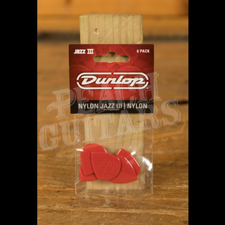 Dunlop Picks - Jazz III - Players Pack