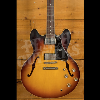 Gibson Custom '64 ES-335 Reissue w/59 Dot Neck Vintage Burst VOS