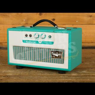 Tone King Gremlin Head - Turquoise Compact 5 watt Head