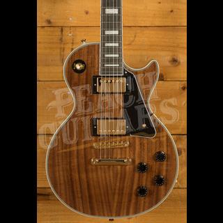 Epiphone Les Paul Custom Koa