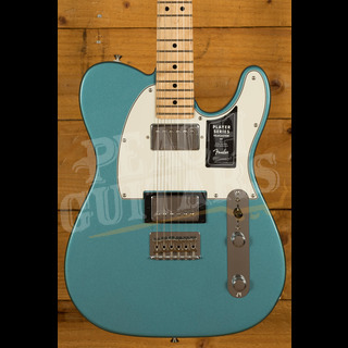 Fender Player Series Tele Maple Neck Tide Pool Blue HH