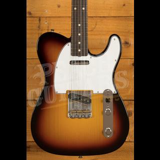 Fender Custom Shop '60 Tele NOS 3 Tone Sunburst