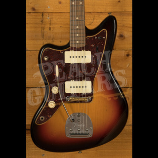 Fender Custom Shop '62 Jazzmaster Journeyman LH 3TSB