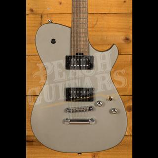 Manson Meta Series MBM-1 Matthew Bellamy Signature Guitar Starlight Silver