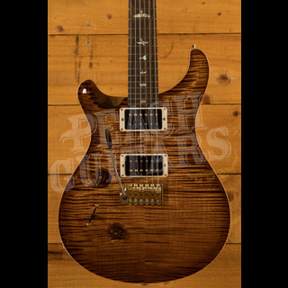 PRS Wood Library Custom 24 Copperhead Burst Ziricote FB Left Handed