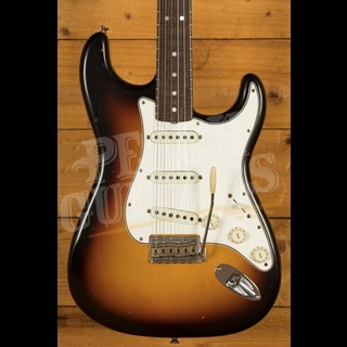 Fender Custom Shop 2020 '64 Strat Journeyman Relic Faded 3TSB