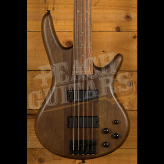 Ibanez GSR205BF Fretless Electric Bass Guitar - Walnut Flat