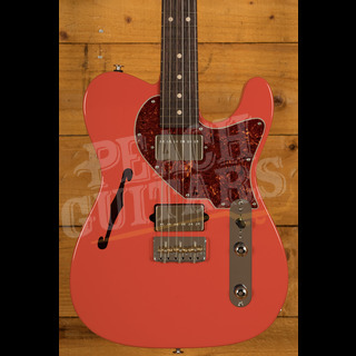 Suhr Alt T Dealer Select - Fiesta Red w/Roasted Maple/RW