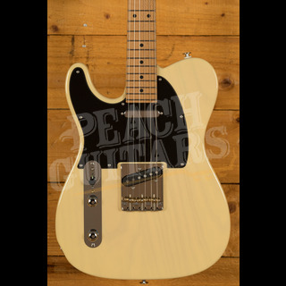 Suhr Classic T Limited Paulownia Trans Vintage Yellow Left Handed