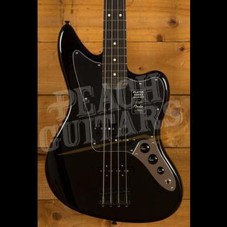 Fender Ltd Edition Player Series Jaguar Bass Black