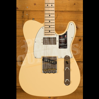 Fender American Performer Telecaster Hum Maple Vintage White *B Stock*