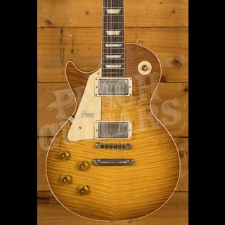 Gibson Custom 59 Les Paul 60th Anniversary Peach Guitars M2M Left Handed
