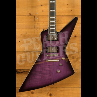 Epiphone Extura Prophecy Purple Tiger Aged Gloss