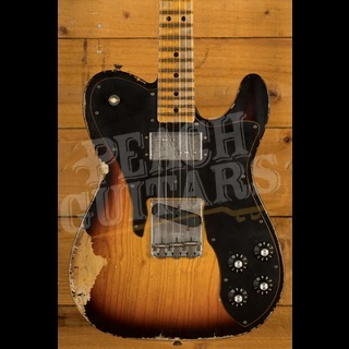 Fender Custom Shop 2020 Limited Tele Custom Maple Heavy Relic