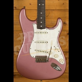 Fender Custom Shop 2020 '64 Strat Journeyman FA Burgundy Mist Metallic