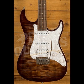 Suhr Standard Plus Bengal Burst - Used