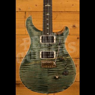 PRS 35th Anniversary Custom 24 Trampas Green 85/15 Pattern Thin