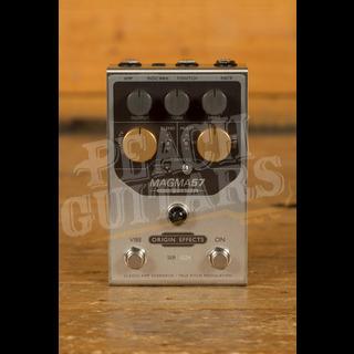 Origin Effects MAGMA57 Vibrato and Drive Pedal
