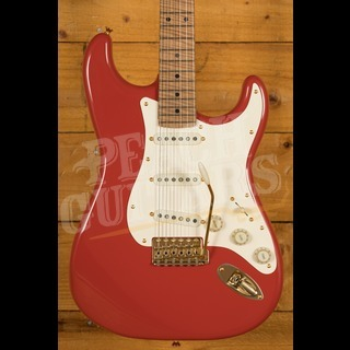 Xotic California Classic XSC-1 Fiesta Red Mastergrade Neck