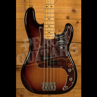 Fender American Professional II Precision Bass 3-Colour Sunburst Maple