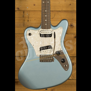 Squier Paranormal Super-Sonic Ice Blue Metallic