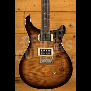 PRS SE 35th Anniversary Custom 24 Black Gold Burst