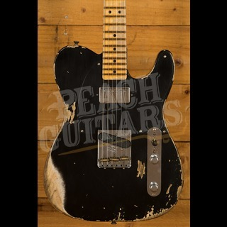 Fender Custom Shop '51 Nocaster Heavy Relic Black