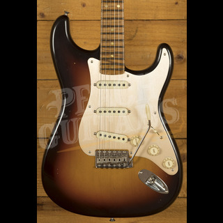 Fender Custom Shop 2020 LTD 58 Special Strat Journeyman Chocolate 3TSB