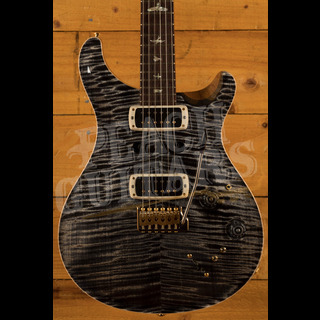 PRS Experience Modern Eagle V - 10 Top Charcoal - Pattern Neck