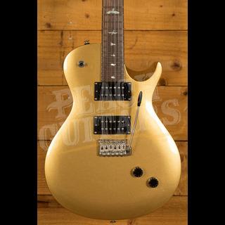 PRS SE Santana Singlecut Trem - Egyptian Gold