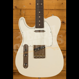 Suhr Classic T Antique Left Handed - Olympic White RW