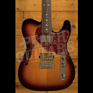 Suhr Alt T Dealer Select - 3 Tone Sunburst w/Roasted Maple/RW