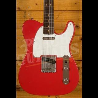 Fender Custom Shop 60s Tele Journeyman Relic Aged Fiesta Red