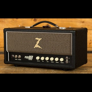 DR Z Maz 18 NR Head Black MK II Version with Tan Grill