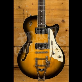 Duesenberg Starplayer TV Sunburst with Hardcase Used