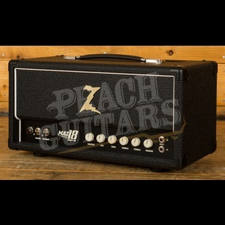 DR Z Maz 18 NR Head Black MK II Version