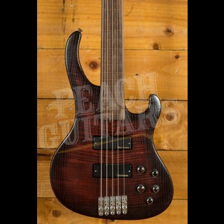 E Bass Handmade Fretless 5 String Used