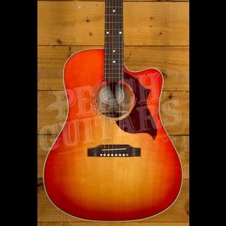 Gibson Hummingbird Mahogany Avant Garde - Light Cherry Burst
